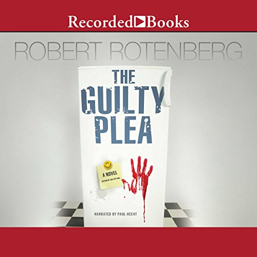 The Guilty Plea audiobook cover art