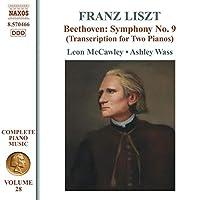 Symphony No.9 (Two Pianos Trans)