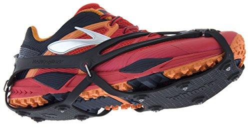 Kahtoola NANOspikes Footwear Traction  Black Small