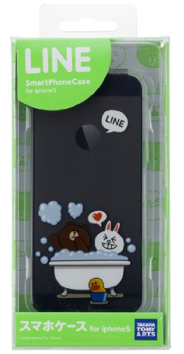 LINE CHARACTER smartphone case Isc-08 (japan import)