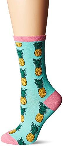 Socksmith Pineapple Wintergreen Socks 9-11, 1 EA