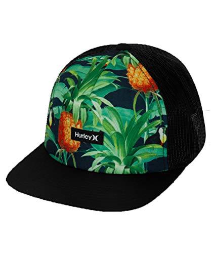 Hurley Men's Mixtape Hat, Black - One Size