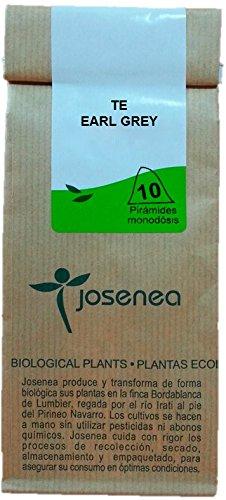 Josenea Te earl grijze tas 10 stuks. 1 stuk 400 g