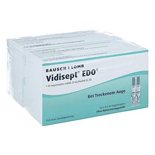 VIDISEPT EDO Ein Dosis Ophti 120X0.6 ml