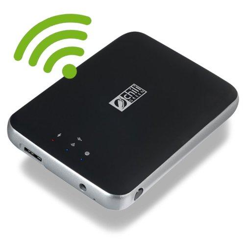 Chiligreen Ilo-W-LAN MW Disque Dur 1 TB USB 3.0