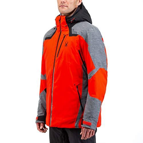 Spyder Leader Herren Gore-Tex Primaloft Ski Jacke - XL