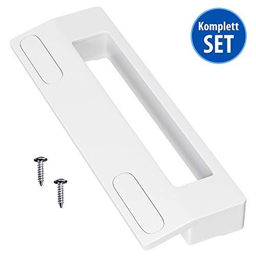 Ersatz Kühlschrank u. Gefrierschrank Griff mit 2 Verschlüssen Türen-Zubehör Ersatzteile