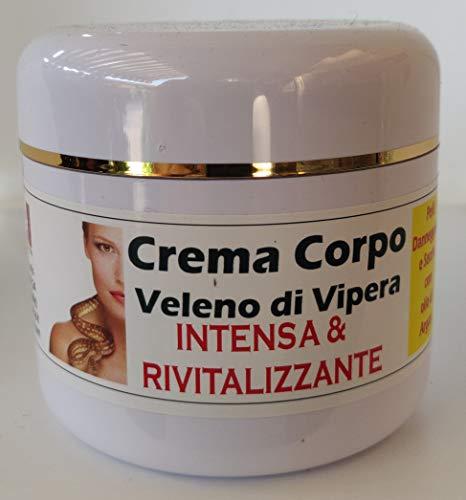 Smcosmetica Crema Corpo Veleno di Vipera, 200 ml