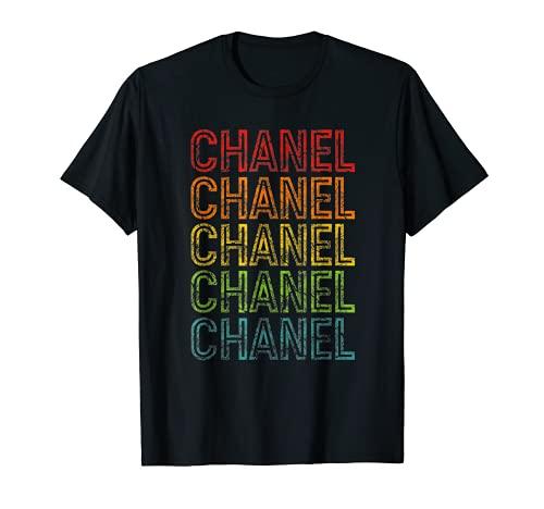 Idea de regalo para fiesta de cumpleaños de Chanel Camiseta