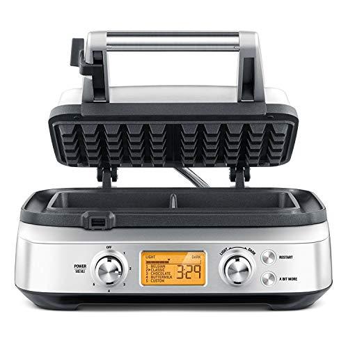 Breville-2-slice-smart-waffle-maker