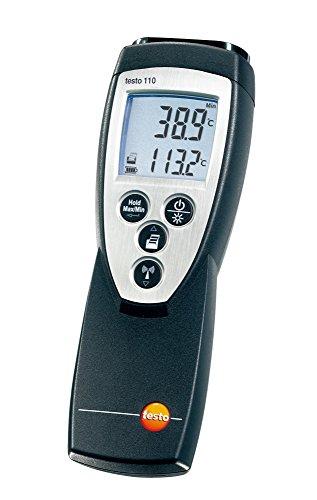 Testo Temperaturmessgerät Materialtemperatur, 110