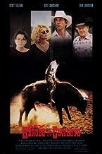Pop Culture Graphics My Heroes Have Always Been Cowboys Poster Movie B 11x17 Scott Glenn Kate Capshaw Ben Johnson