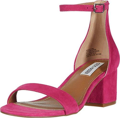 Steve Madden Sammy, Zapatos de tacón con Punta Abierta para Mujer