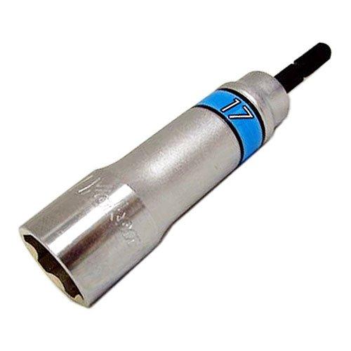コーケン 電動・インパクトドリル用 サーフェイスリードソケット 17mm BD014N-17SF (金属・金工)