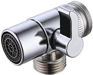 NIDONE Faucet Diverter zawór zawór zlewozmywakowy rozdzielacz do kuchni lub lazienki bateria bateria Wymiana Czesc Faucet ...