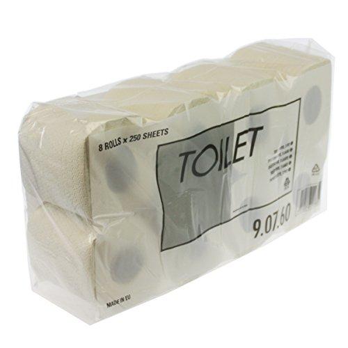 Funny Toilettenpapier 64 Rollen 2-lagig Recycling