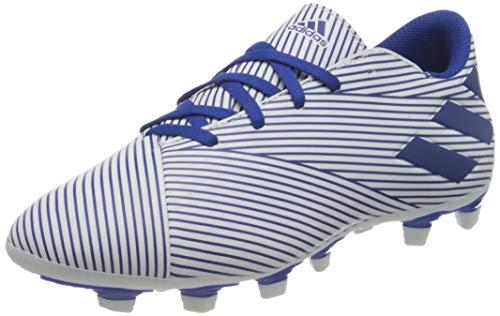 adidas Unisex Nemeziz 19.3 Tf J Fußballschuhe, Blau FTWR White Team Royal Blue Core Black, 44 EU
