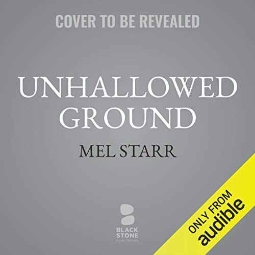 Unhallowed Ground audiobook cover art