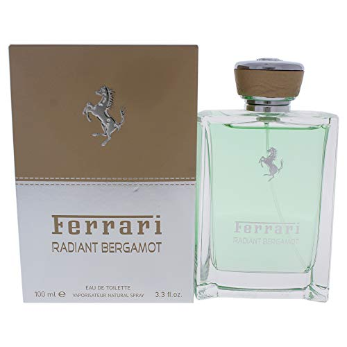 FERRARI Radiant Bergamotto Men EDT Perfume, 100 ml