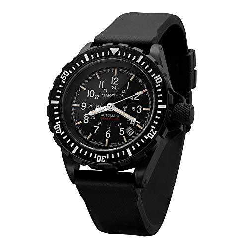 Marathon Watch WW194006BK-NGM GSAR Swiss Made Military Issue Diver's...