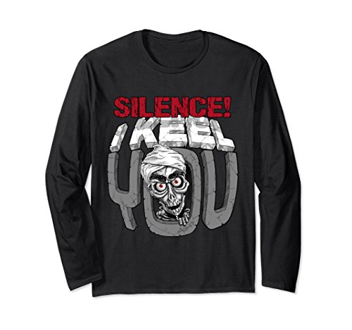 Jeff Dunham I Keel You Mineral Achmed Long Sleeve Shirt