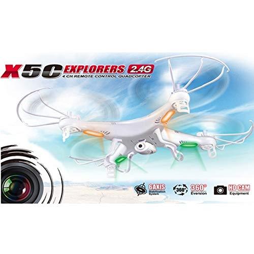 Eurowebb Drone télécommandé avec caméra HD 4go X5C radiocommandé
