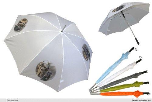 Paraguas de Golf, diseño de perro Mastino Napoletano-01
