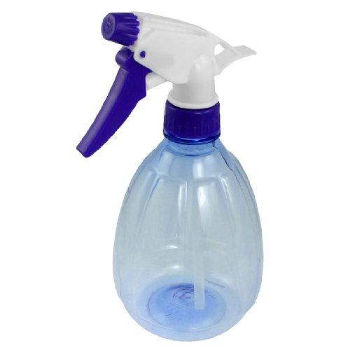 sourcingmap Bouteille à vaporisateur en plastique Bleu 530 ml