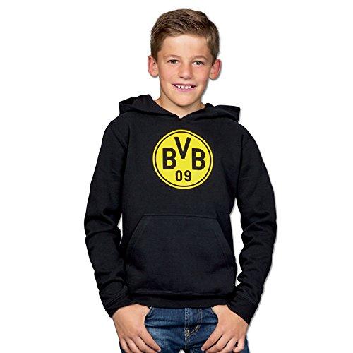 Borussia Dortmund BVB-Kapuzen-Sweatshirt mit Logo M