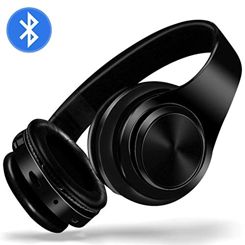 Waterproof Headphones, AMZ Original HD Stereo Sound Sports Wireless in Ear Earbuds with Mic, Passive Noise Cancelling