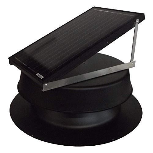 Solar Shed Ventilator