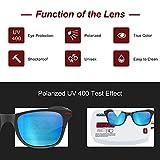 Zoom IMG-1 bonddi occhiali da sole polarizzati
