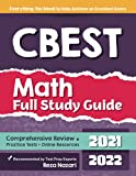 CBEST Math Full Study Guide: Comprehensive Review + Practice Tests + Online Resources