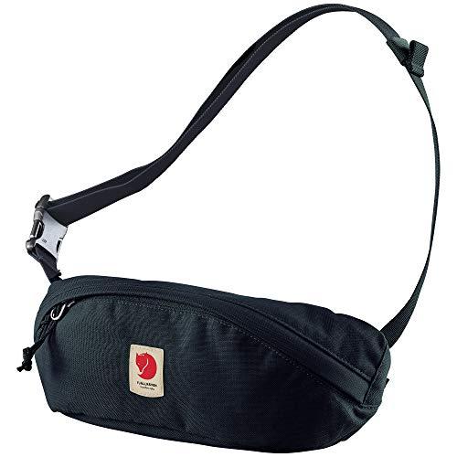 FJALLRAVEN -Ulvö Hip Pack Unisex-Erwachsene Hüfttasche , Blau, M