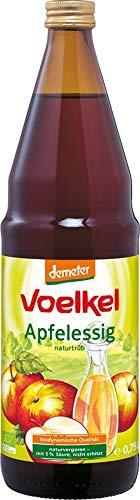 Voelkel - aceto di mela biologico, opaco, demeter,...