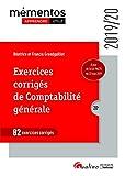 Exercices corrigés de comptabilité générale - 82 exercices corrigés