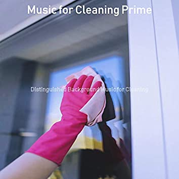 Distinguished Background Music for Cleaning
