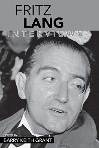 Fritz Lang: Interviews
