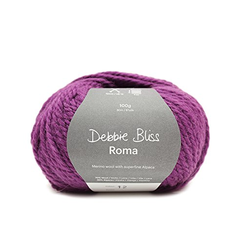 Debbie Bliss Roma Garn, Royal