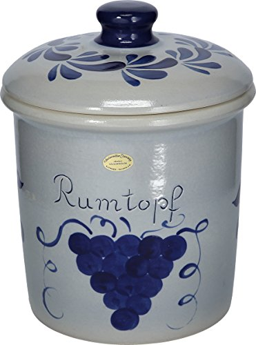 RUMTOPF 5LTR GRAU BLAU 1751