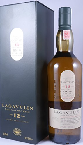 Lagavulin 12 Years 3rd Special Release Limited Edition 2003 Islay Single Malt Scotch Whisky Cask Strength 57,8% - limitierte Release eines großartigen Islay Whisky