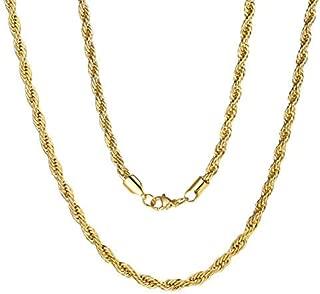 Mejor Cordon De Oro Hueco de 2020 - Mejor valorados y revisados