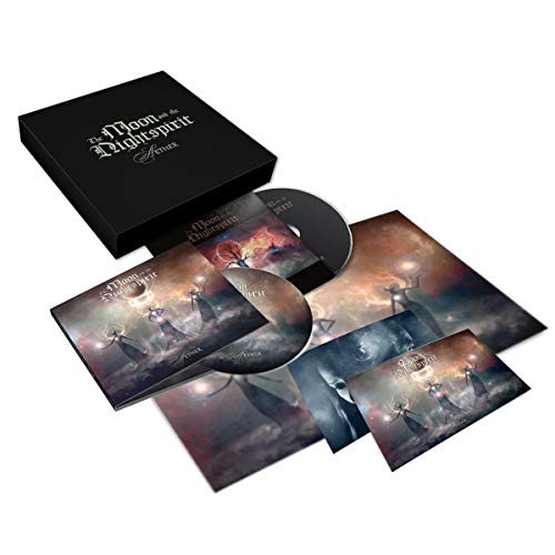 Aether (2cd-Boxset/Poster/Postkarten)