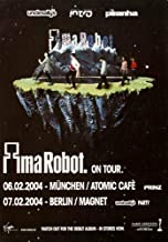 ima robot alive