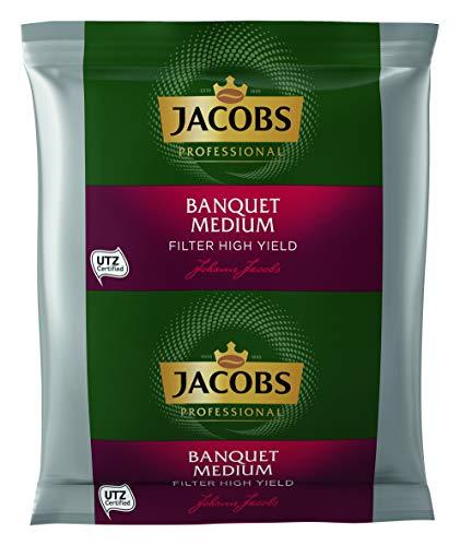 JACOBS Kaffee 60 g/Pack, 80 x 60 g