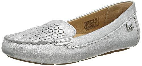 UGG BEV, Zapatos. Mujer, Silver, 36 EU