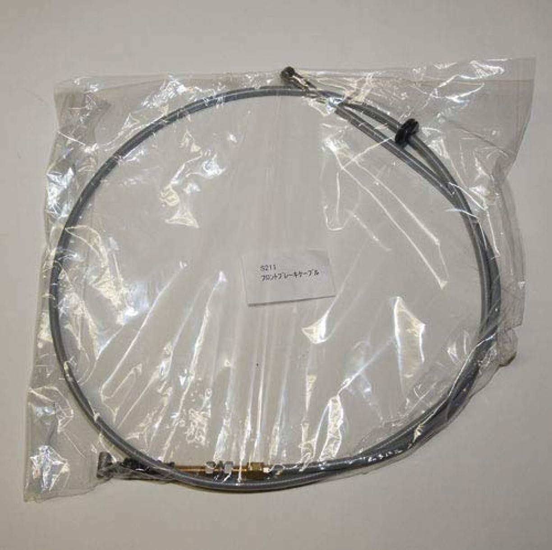溶融おとなしいどこかラビット フロントブレーキケーブル S211 R008