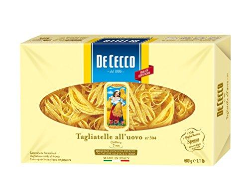 De Cecco Pâtes aux oeufs Nids Tagliatelle 500gr