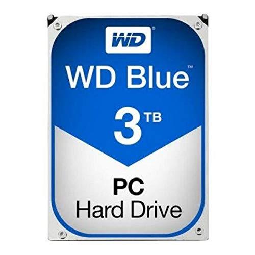 Mit Western Digital WD30EZRZ.