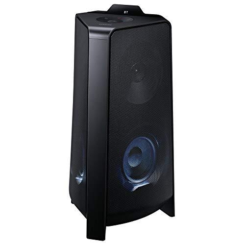 Samsung Sound Tower Lautsprecher MX-T50, Bluetooth, 2.0-Kanal-System, Bass Booster, Karaoke-Modus - 3